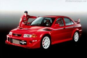 Wanted: Mitsubishi Lancer Evo VI Tommy Makinen Edition Yallambie Banyule Area Preview