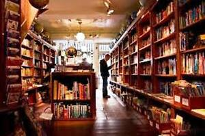 QUAINT PRE-OWNED BOOK STORE
