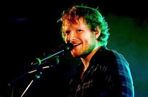 2 AMAZING Floor Seats Ed Sheeran - Friday Aug 31