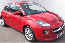 64 plate Vauxhall Adam Jam Red £5,400 ONO