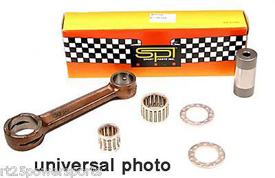 SPI Polaris Connecting Rod Kit Indy 400 Trail Twin 1983-1985 w/ Bearings
