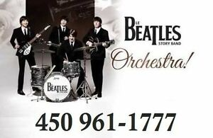 BEATLES STORY BAND : MAISON SYMPHONIQUE - PLACE DES ARTS
