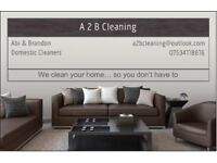 A2B Cleaning Services