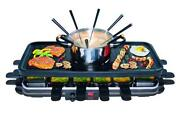 Raclette 12 Personen