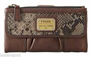 Fossil Emory Wallet