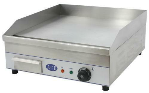 Electric Griddle Hotplate Kitchen Equipment Amp Units Ebay