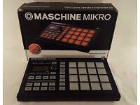 Native instruments maschine mikro mk1 with new mk2 software and all software included
