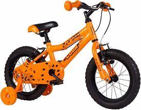 """Cuda Blox Kids Bike (Aluminium, 14"""" wheels)"""