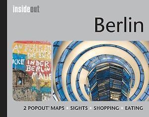 (Good)-Berlin InsideOut Travel Guide - handy pocket size travel guide for Berlin