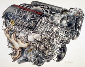 Looking for any LS engine