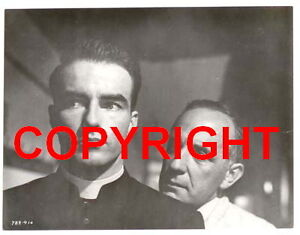 MONTGOMERY CLIFT STILL I CONFESS 1953 HITCHCOCK, CANADIAN SET
