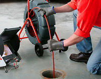 Drain cleaning services  $79.00