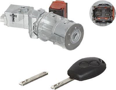 RENAULT Ignition Lock Barrel Starter Switch