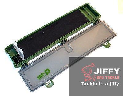 Carp Fishing Rig Safe Case Tackle Box Hook Safe Single System