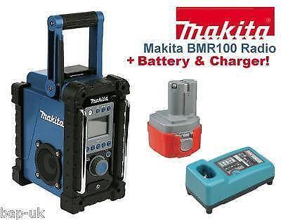 Makita Radio Battery Ebay