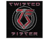 Twisted Sister Patch