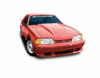 87-93 Mustang 2.5 inch Cowl Induction Hood