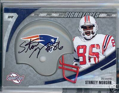2006 Sweet Spot Signatures Stanley Morgan