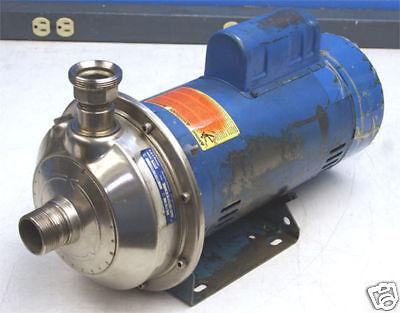 Goulds ITT G&L 1MS1H1A0 Series MCS Centrifugal Pump