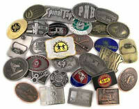 Specialty Belt Buckles over 400 in stock & Bolo Ties
