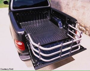 Tail gate truck bed extender