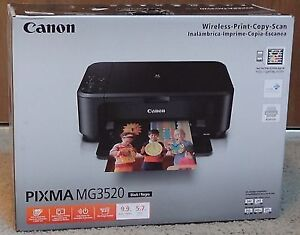 *NEW in box* Canon PIXMA MG3620 Wireless Print/Copy/Scanner Kawartha Lakes Peterborough Area image 2