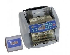 Royal Sovereign Front Loading Cash Counter with Dual Counterfeit