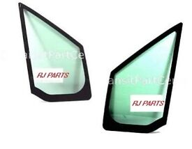 FORD TRANSIT WINDOW GLASS,QUARTER GLASS,DOOR GLASS,FITTING,TRANSIT PARTS CALL...