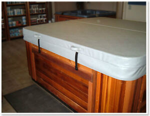 Hot Tub & Spa Covers - Manufactured right here in Edmonton