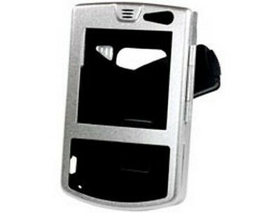 Silver Hard Metal Aluminum Case For HP IPAQ 6500 6515