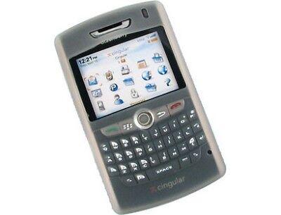 Smoke Silicone Skin Case For BlackBerry 8800 8830