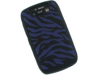 Design Zebra Silicone Case For BlackBerry Curve 8900 Curve 8900 Zebra