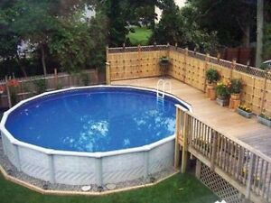 Pool Installations and Fall Service