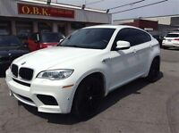 BMW X6 M AWD-NAVIGATION-CAMERA DE  2013