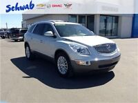 2011 Buick Enclave Heated Leather, remote start and power liftga