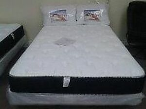Mattresses/ Box Springs Largest in stock Mattresses in Cornwall Cornwall Ontario image 1