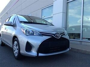 2015 Toyota Yaris LE Automatic, Certified!