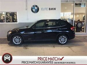 2015 BMW X1 LEATHER ROOF HEATED STEERING