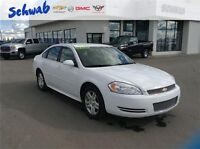 2013 Chevrolet Impala LT Great room and comfort