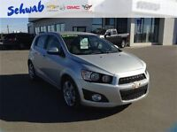 2015 Chevrolet Sonic LT A great Hatch back, lots of room