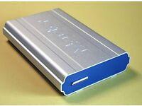 Maxtor 300Gb External Hard drive.