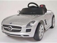 New (licensed) Mercedes-Benz SLS AMG 6 volt electric ride on