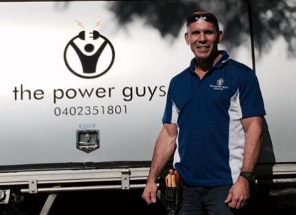 The Power Guys...Your Local Electrician East Perth Perth City Preview