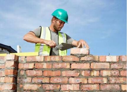 Wanted: Bricklaying Labour Wanted