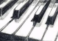 Cours de piano à domicile- Rive-nord et  Laval
