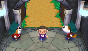 Rejouer a Animal Crossing City Folk Wii Online