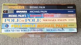 Michael Palin Book Collection