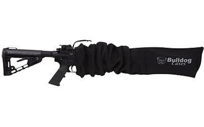 "BULLDOG CASES GUN SOCK – TACTICAL RIFLE 45"" X 6"""