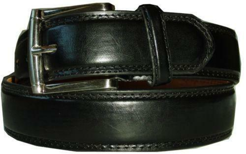 s leather belt size 50 ebay
