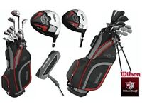 Wilson Profile Complete Golf Set